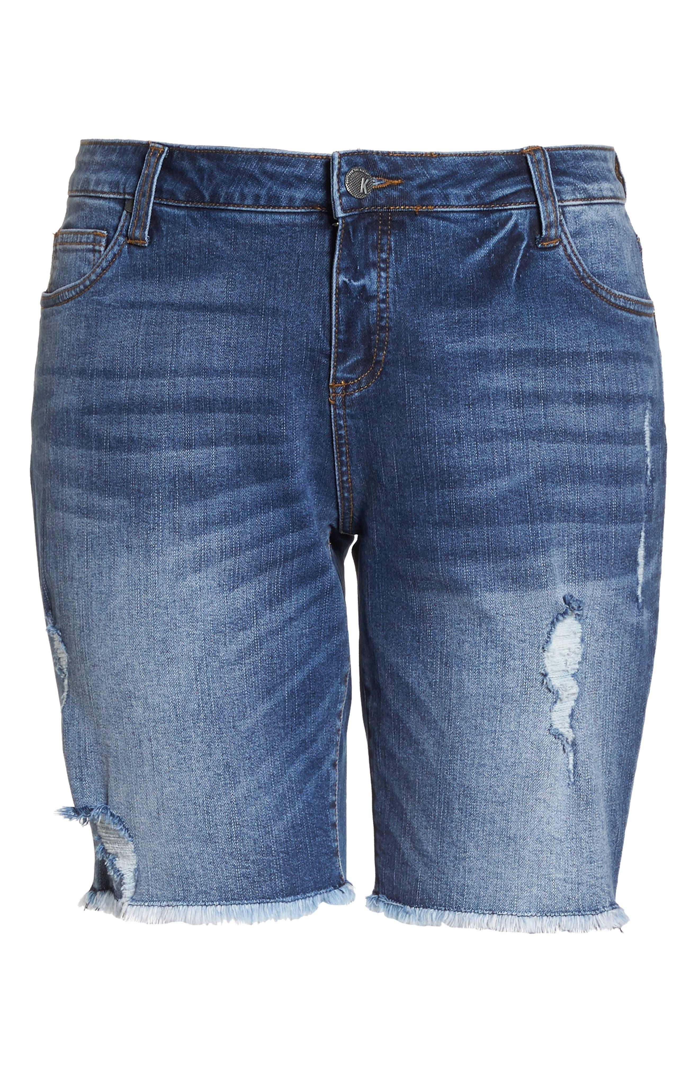,                             Sophie Bermuda Shorts,                             Alternate thumbnail 7, color,                             COMRADE