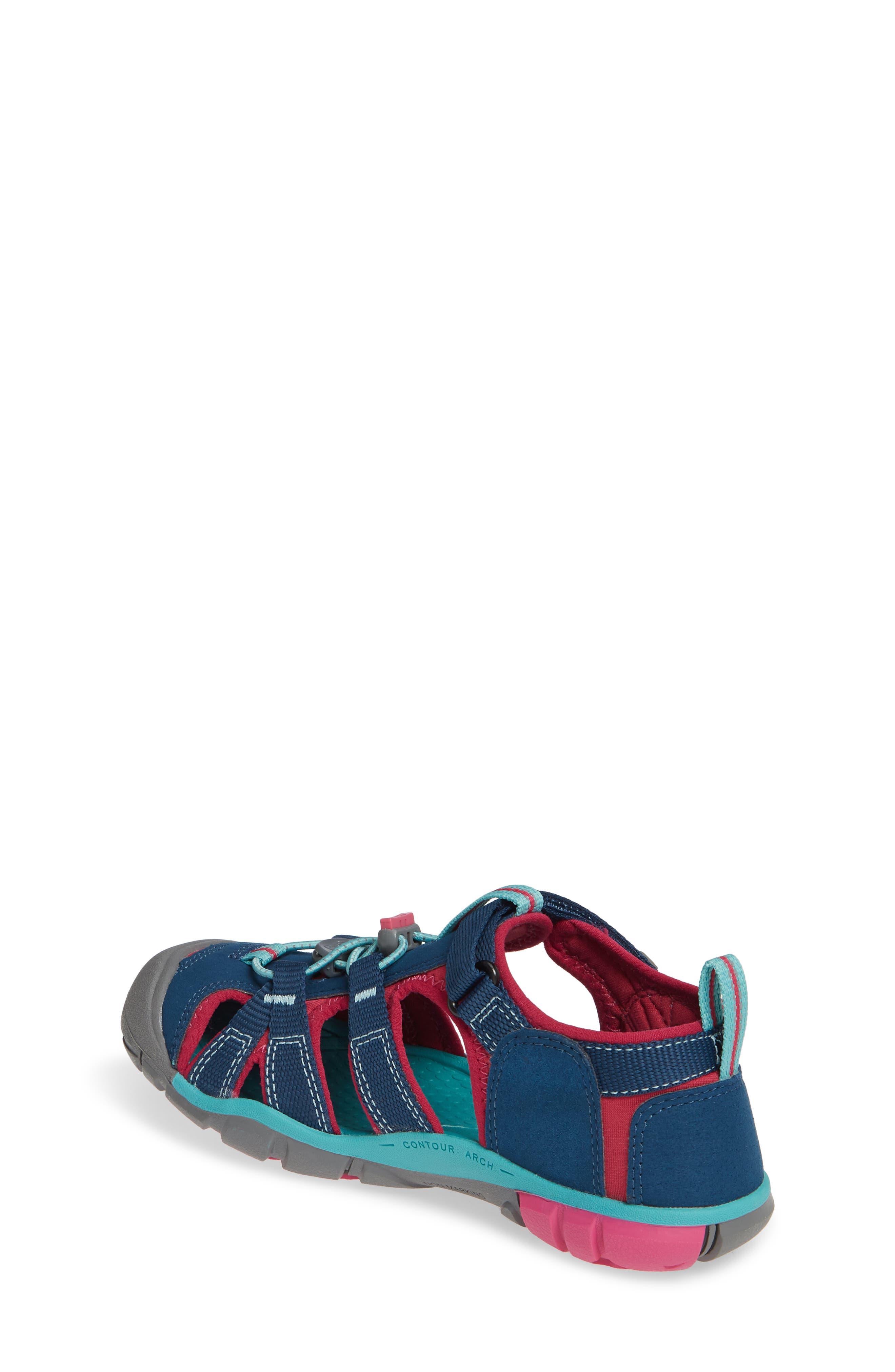 ,                             'Seacamp II' Water Friendly Sandal,                             Alternate thumbnail 45, color,                             408