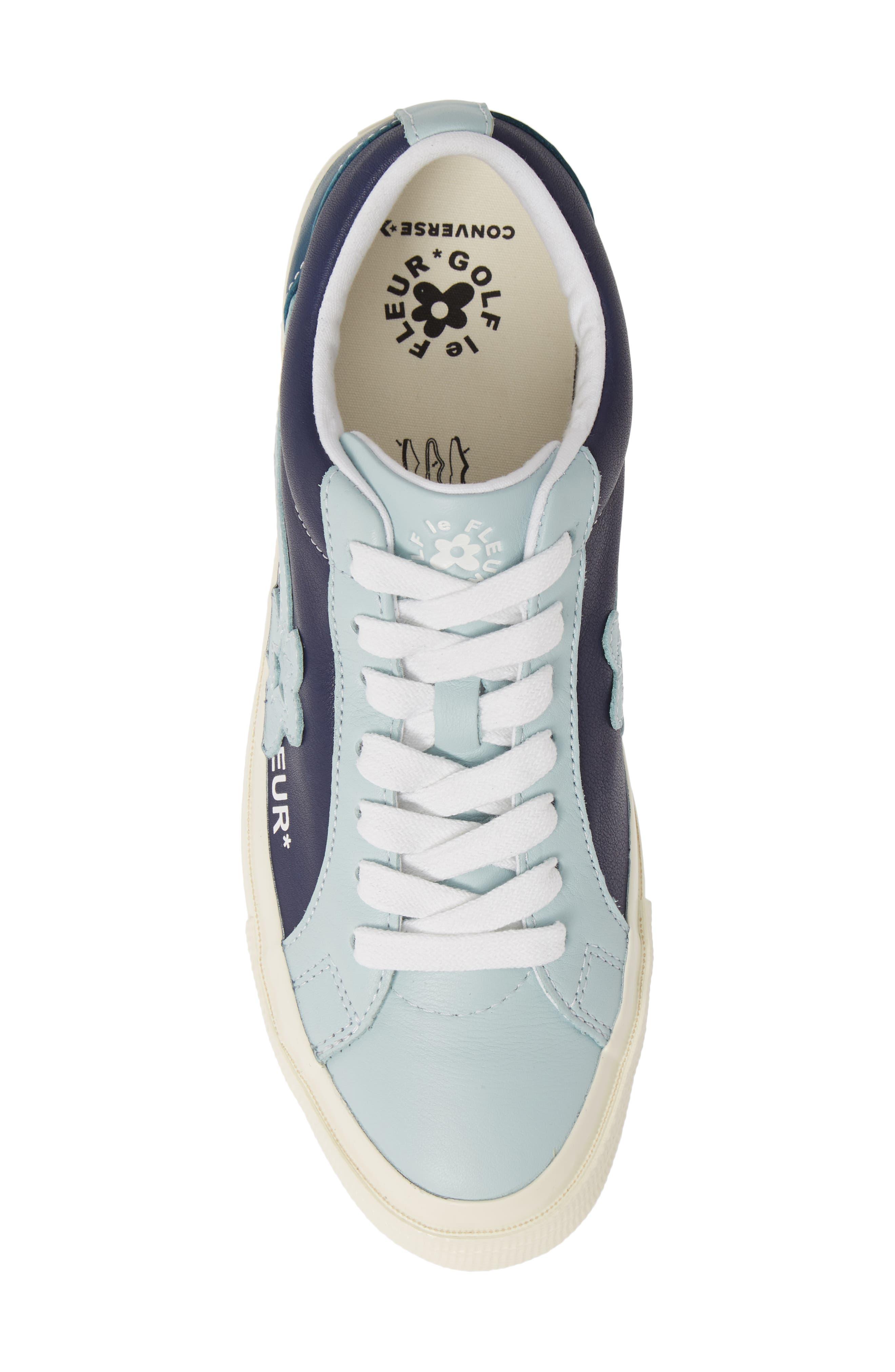 ,                             x GOLF le FLEUR Ox Sneaker,                             Alternate thumbnail 5, color,                             487