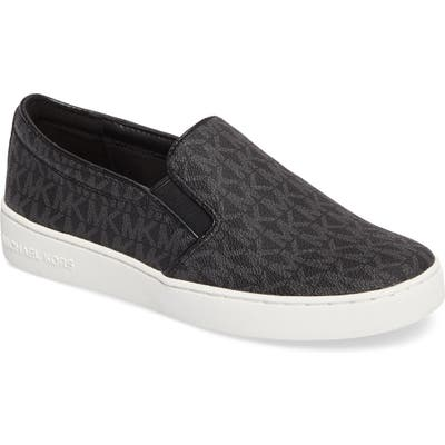 Michael Michael Kors Keaton Slip-On Sneaker, Black