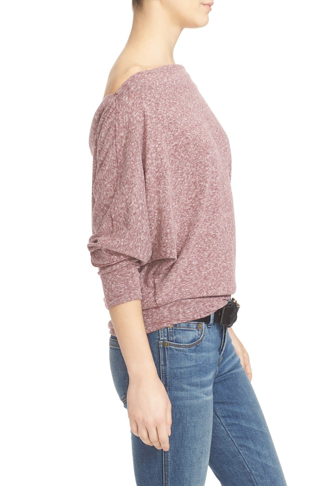 ,                             Valencia Off the Shoulder Pullover,                             Alternate thumbnail 44, color,                             506