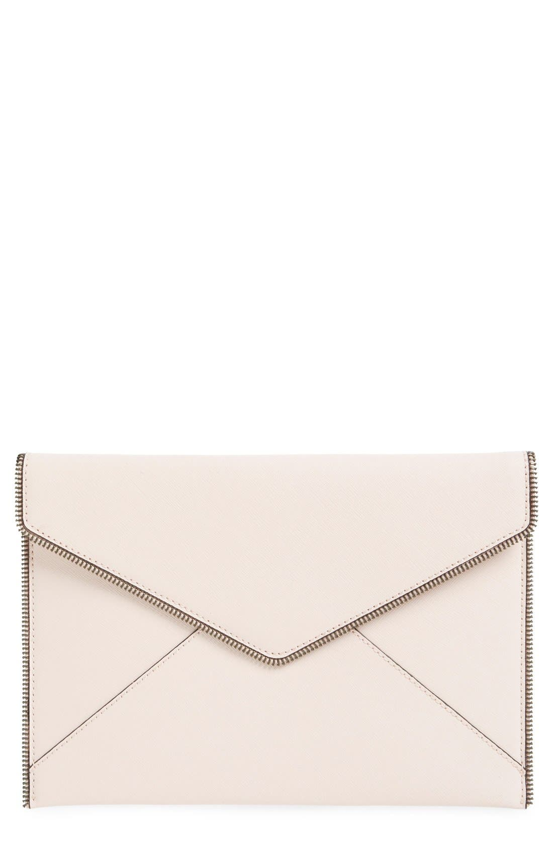 ,                             Leo Envelope Clutch,                             Main thumbnail 278, color,                             658
