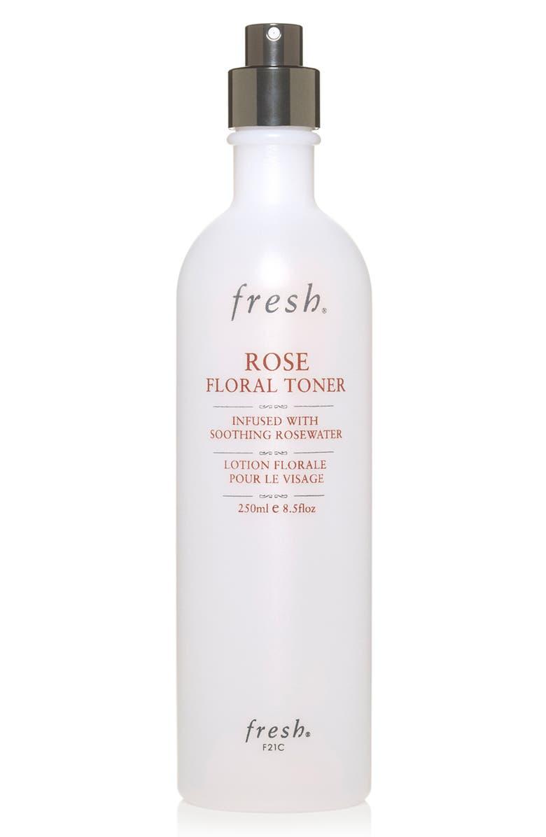 FRESH<SUP>®</SUP> Rose Floral Water Toner, Main, color, NO COLOR
