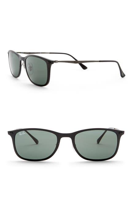Image of Ray-Ban Light Ray 52mm Rectangle Sunglasses