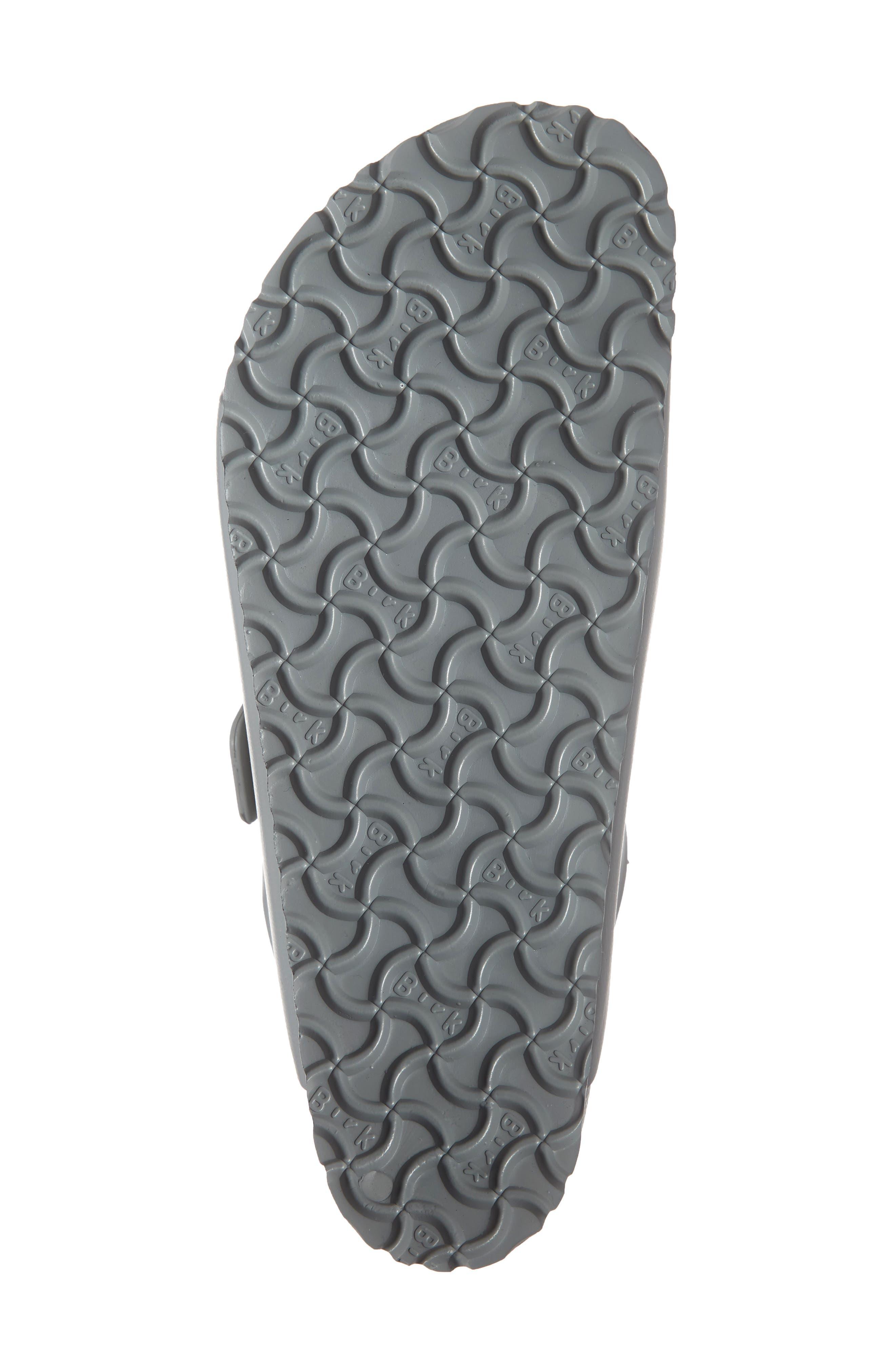 ,                             Essentials Arizona EVA Waterproof Slide Sandal,                             Alternate thumbnail 6, color,                             SEAL GRAY