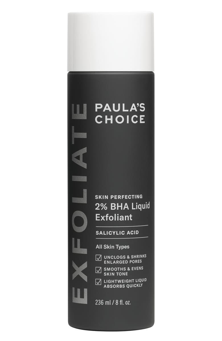 PAULA'S CHOICE Jumbo Size Skin Perfecting 2% BHA Liquid Exfoliant, Main, color, NO COLOR