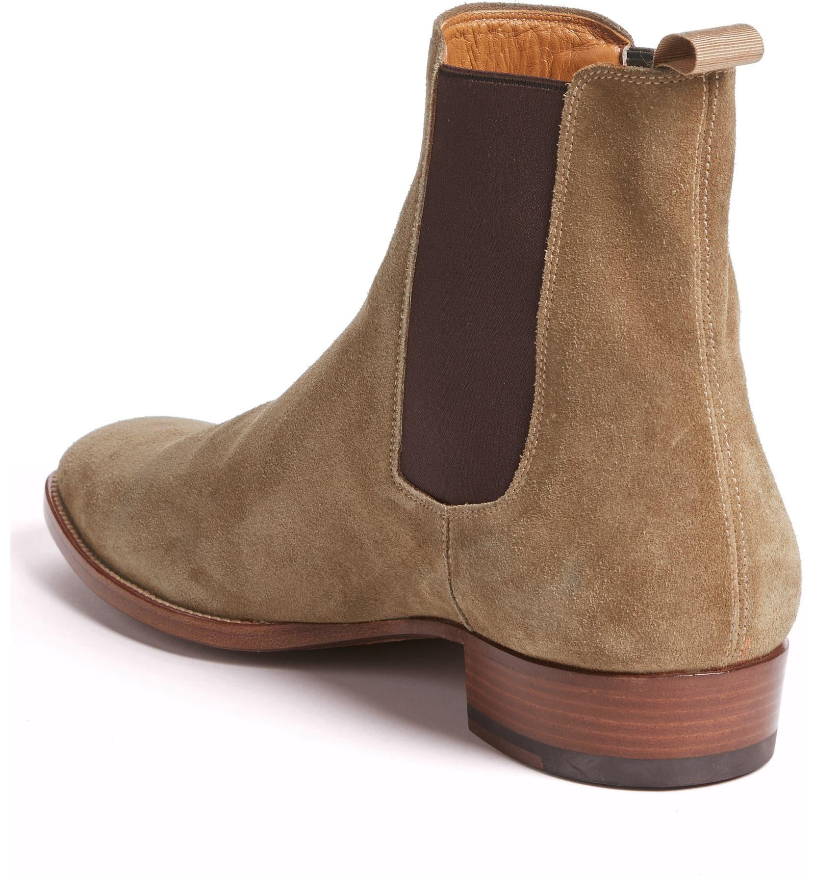 db1af6136b5 Saint Laurent Wyatt Chelsea Boot (Men)   Nordstrom