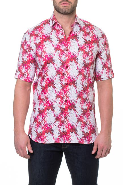 Image of Maceoo Fresh Dexter Slim Fit Sport Shirt