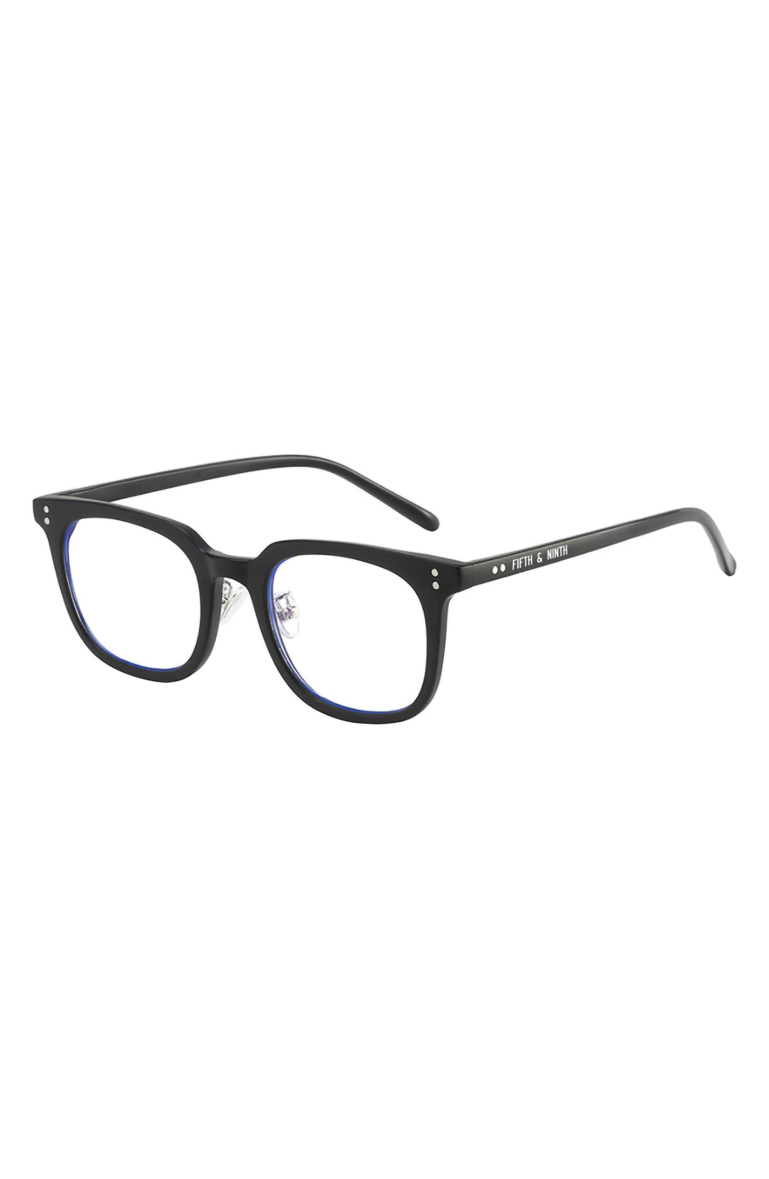 Austin 46mm Blue Light Filtering Glasses