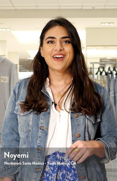 Day Day Ruffle Strap Minidress, sales video thumbnail