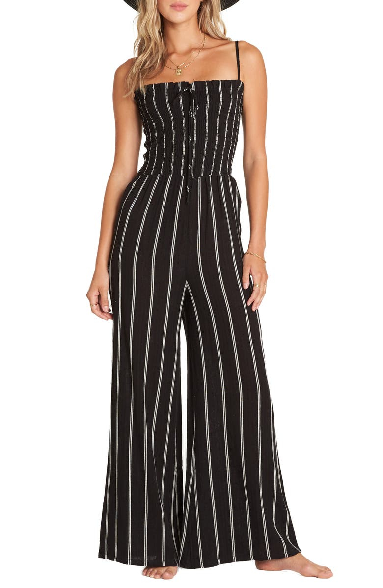 BILLABONG Forever Fields Jumpsuit, Main, color, 001