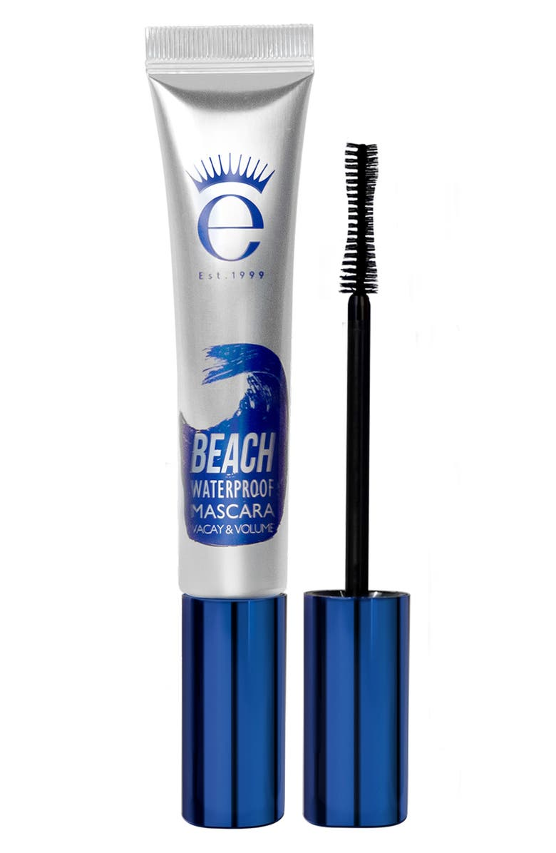 EYEKO Beach Waterproof Mascara, Main, color, BLACK