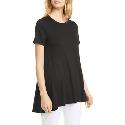 Eileen Fisher A-Line Tunic, Black