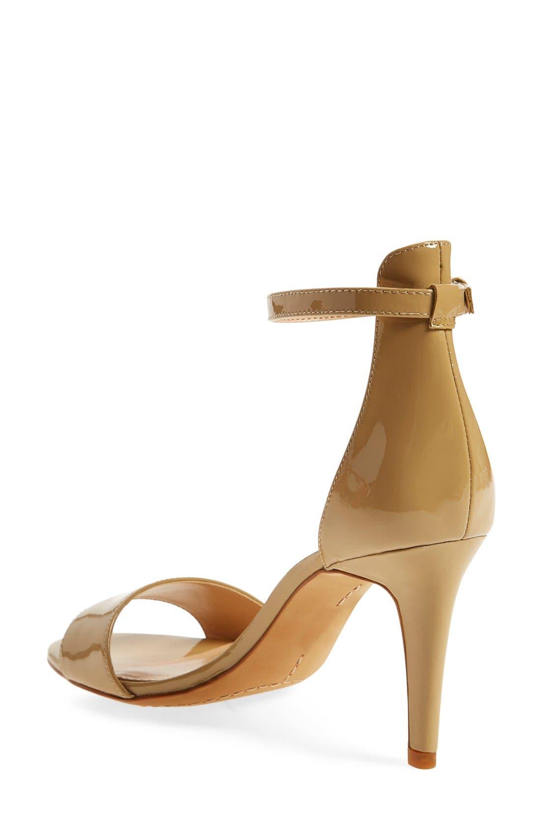 ,                             'Court' Ankle Strap Sandal,                             Alternate thumbnail 55, color,                             250