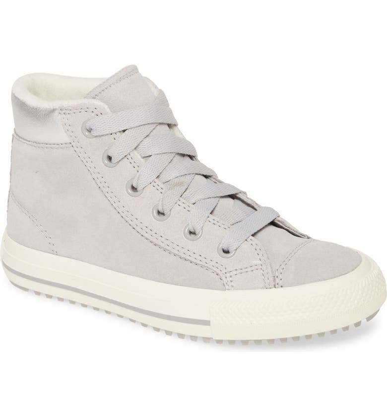 CONVERSE Chuck Taylor<sup>®</sup> All Star<sup>®</sup> PC High Top Sneaker, Main, color, ASH GREY/ PURE SILVER/ EGRET