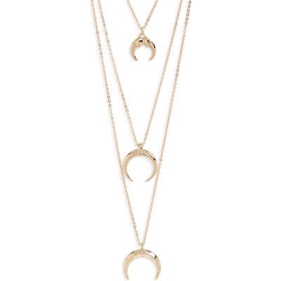 Panacea Layered Necklace