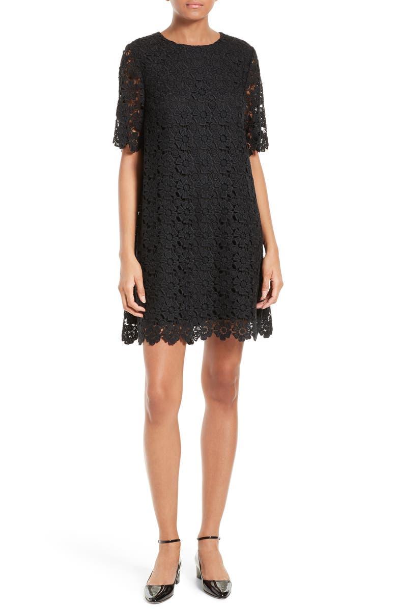 c897eb8397b2 kate spade new york daisy lace shift dress | Nordstrom
