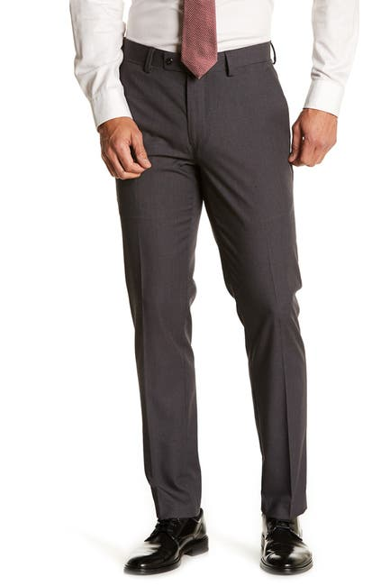 "Image of Nordstrom Rack Solid Modern Fit Suit Separates Trouser - 30-34"" Inseam"