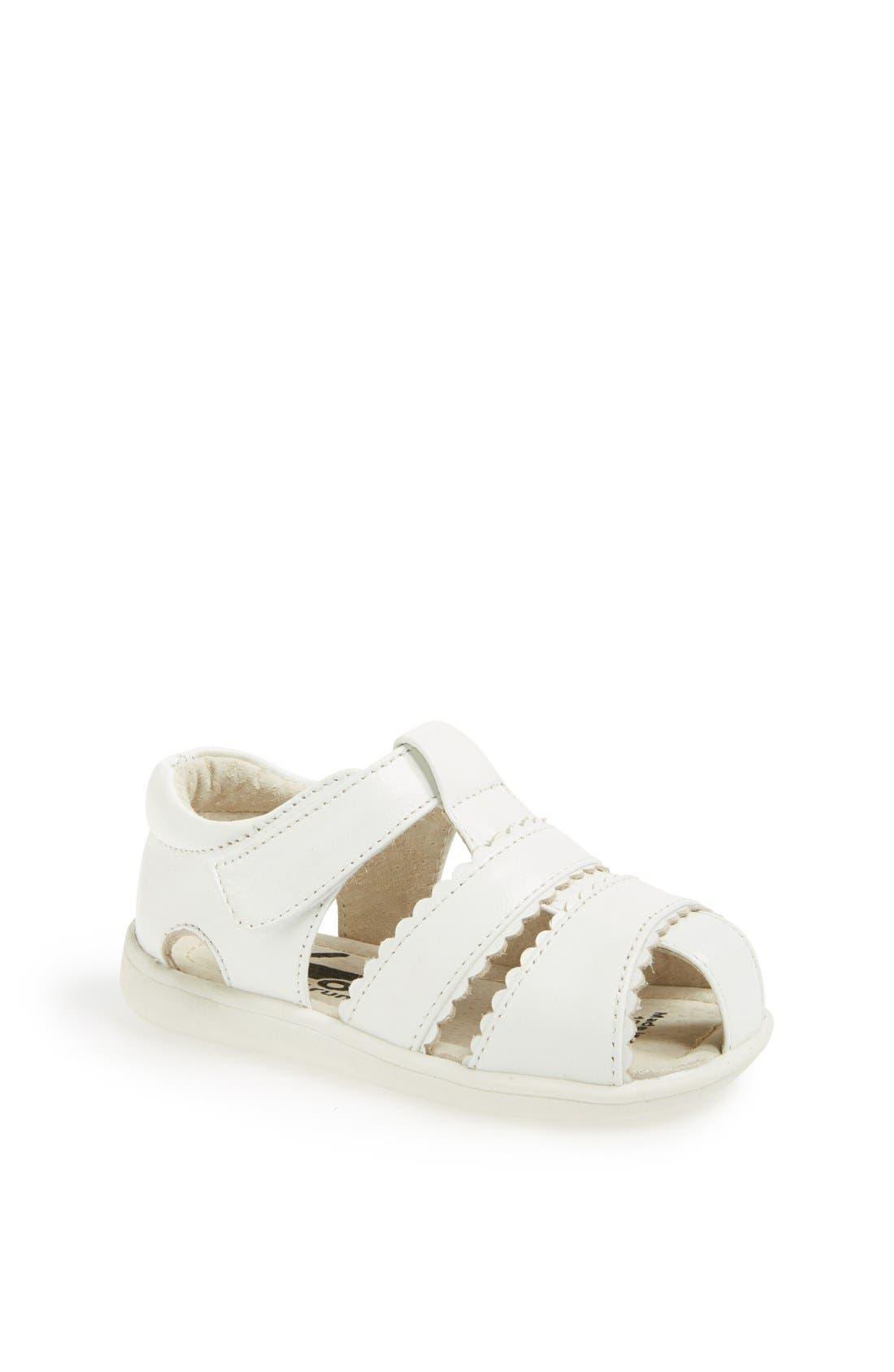 See Kai Run 'Gloria' Sandal (Baby