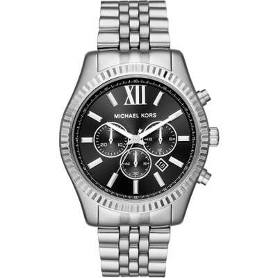 Michael Kors Lexington Bracelet Chronograph Watch, 4m X 5m