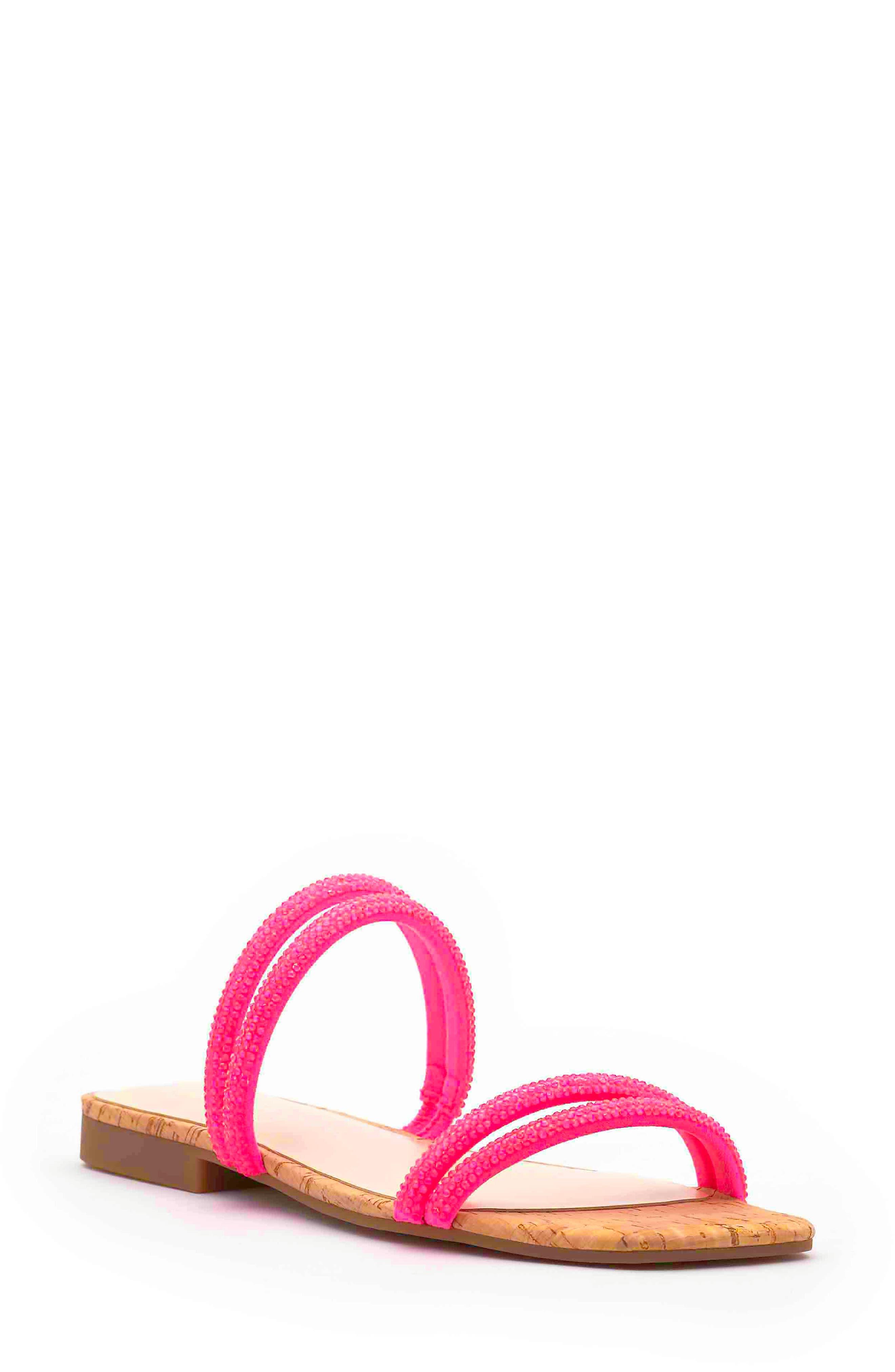 Raexe 2 Embellished Slide Sandal