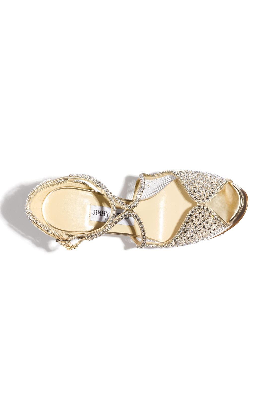 ,                             'Fairview' Crystal Embellished Sandal,                             Alternate thumbnail 2, color,                             040