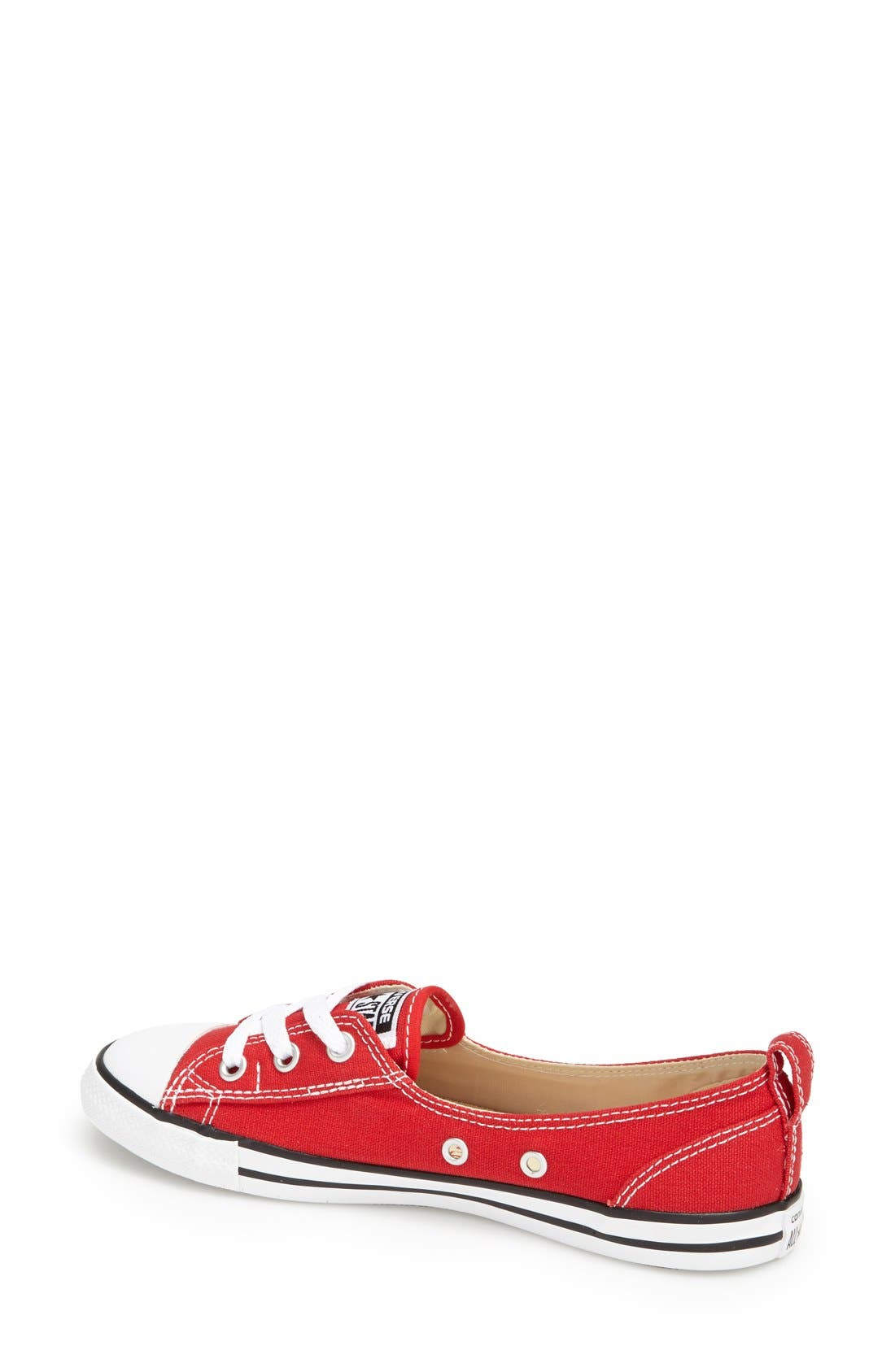 ,                             Chuck Taylor<sup>®</sup> All Star<sup>®</sup> Ballet Canvas Sneaker,                             Alternate thumbnail 24, color,                             600