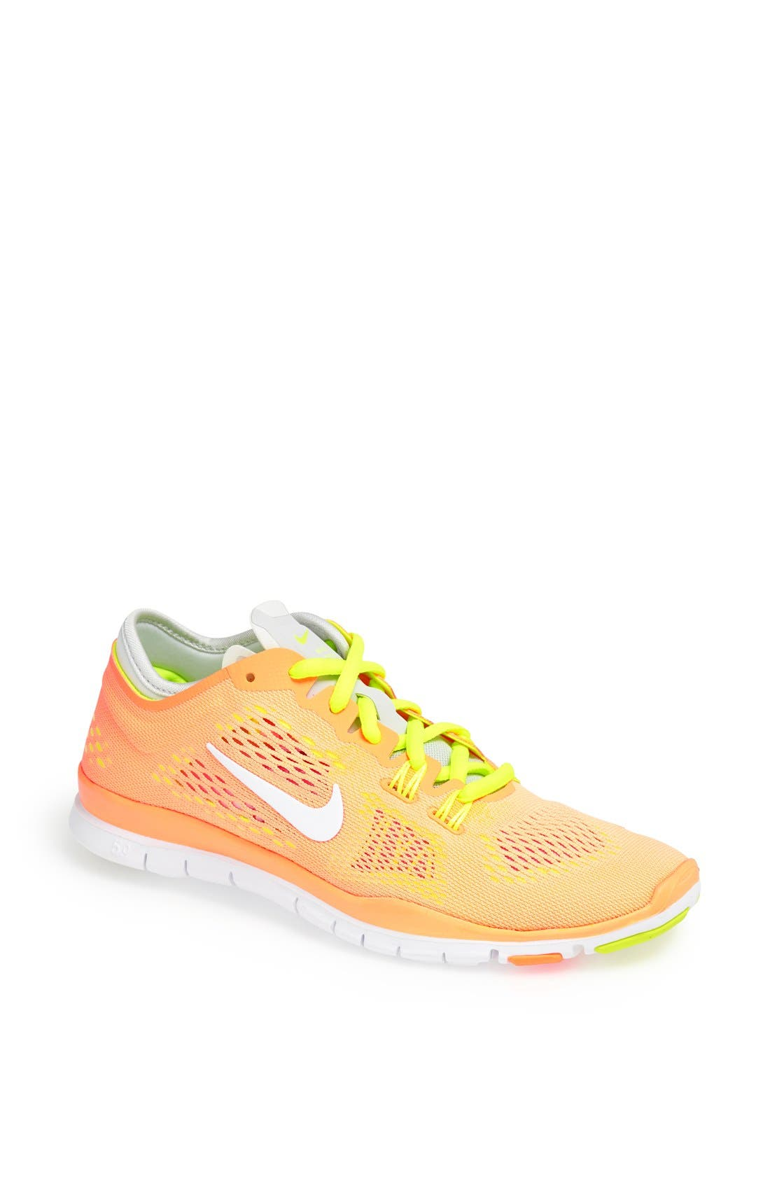 ,                             'Free 5.0 TR Fit 4' Training Shoe,                             Main thumbnail 88, color,                             800