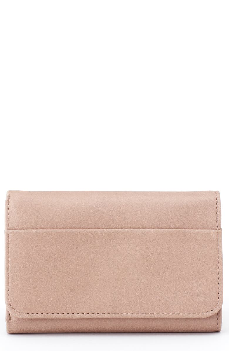 HOBO Jill Trifold Wallet, Main, color, 021