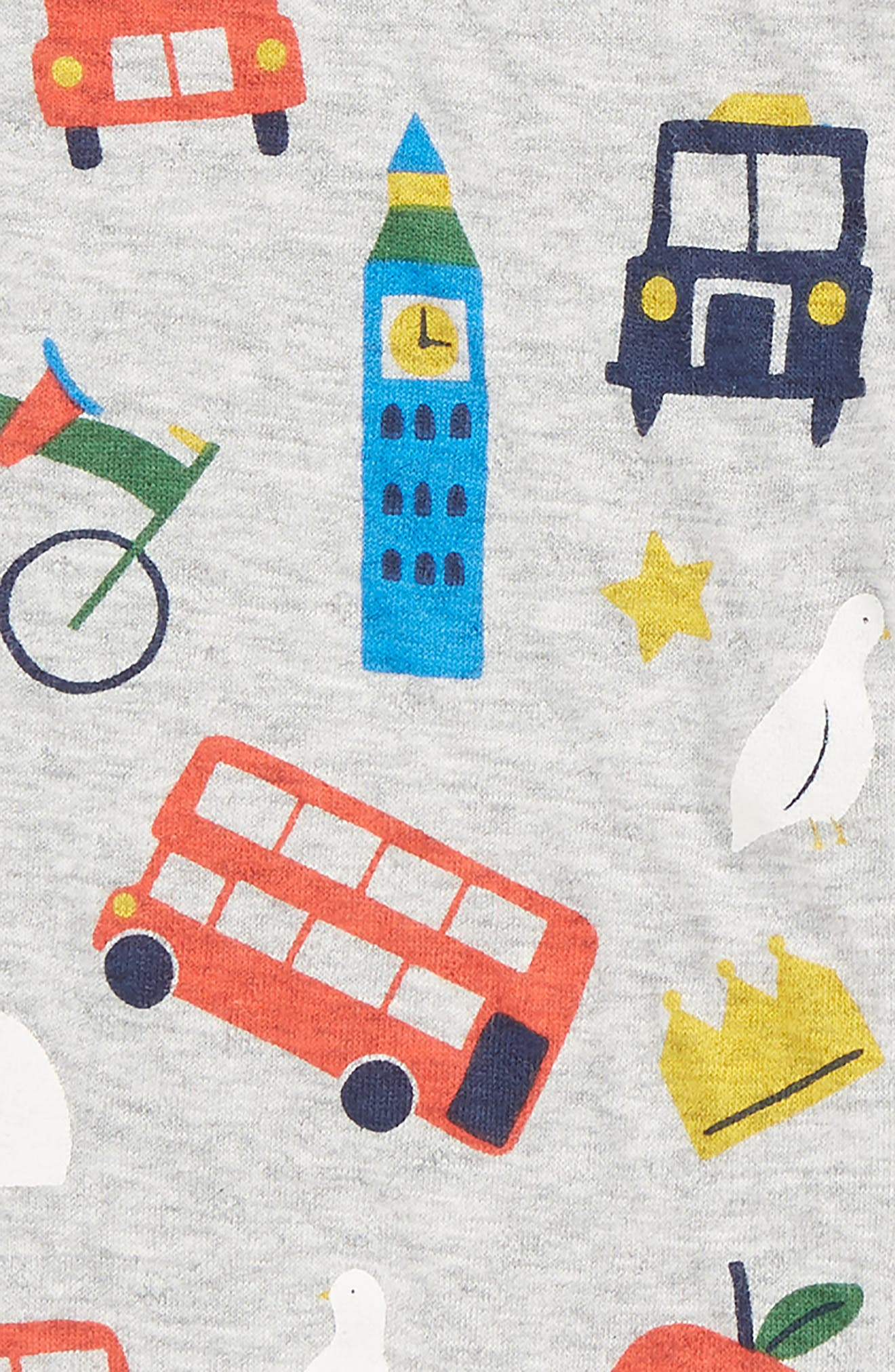 ,                             Fun Reversible Pants,                             Alternate thumbnail 4, color,                             GRY GREY MARL LONDON BUSTLE