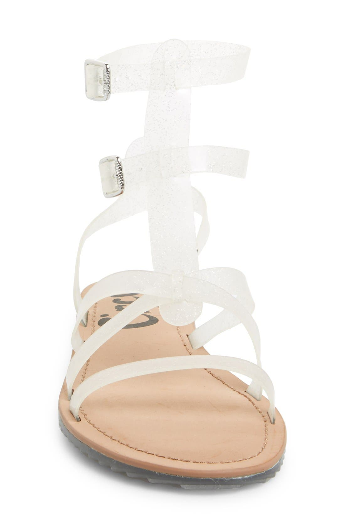 ,                             'Selma' Gladiator Sandal,                             Alternate thumbnail 8, color,                             040