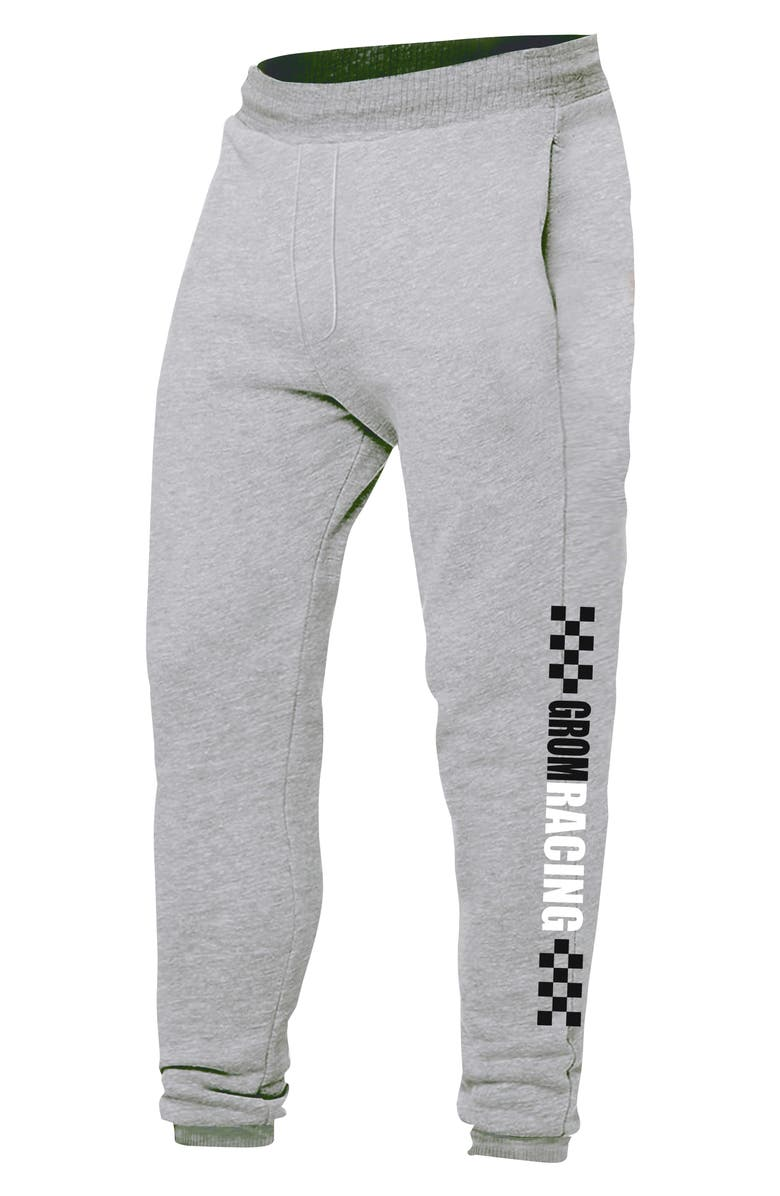 GROM Heavy Duty Sweatpants, Main, color, ATH HEATHER