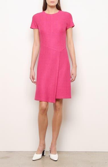 Poppy Novelty Textured Knit Dress, video thumbnail