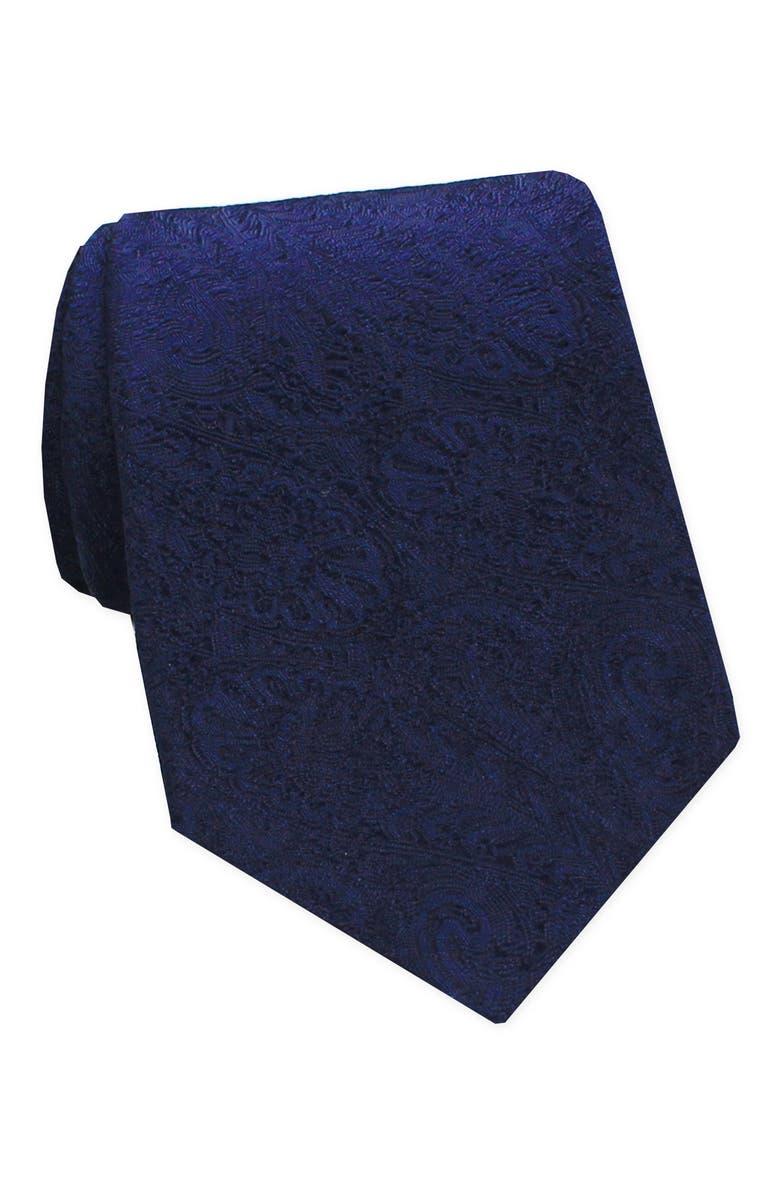 GITMAN Paisley Silk Tie, Main, color, 400