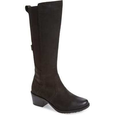 Teva Anaya Knee High Boot, Black