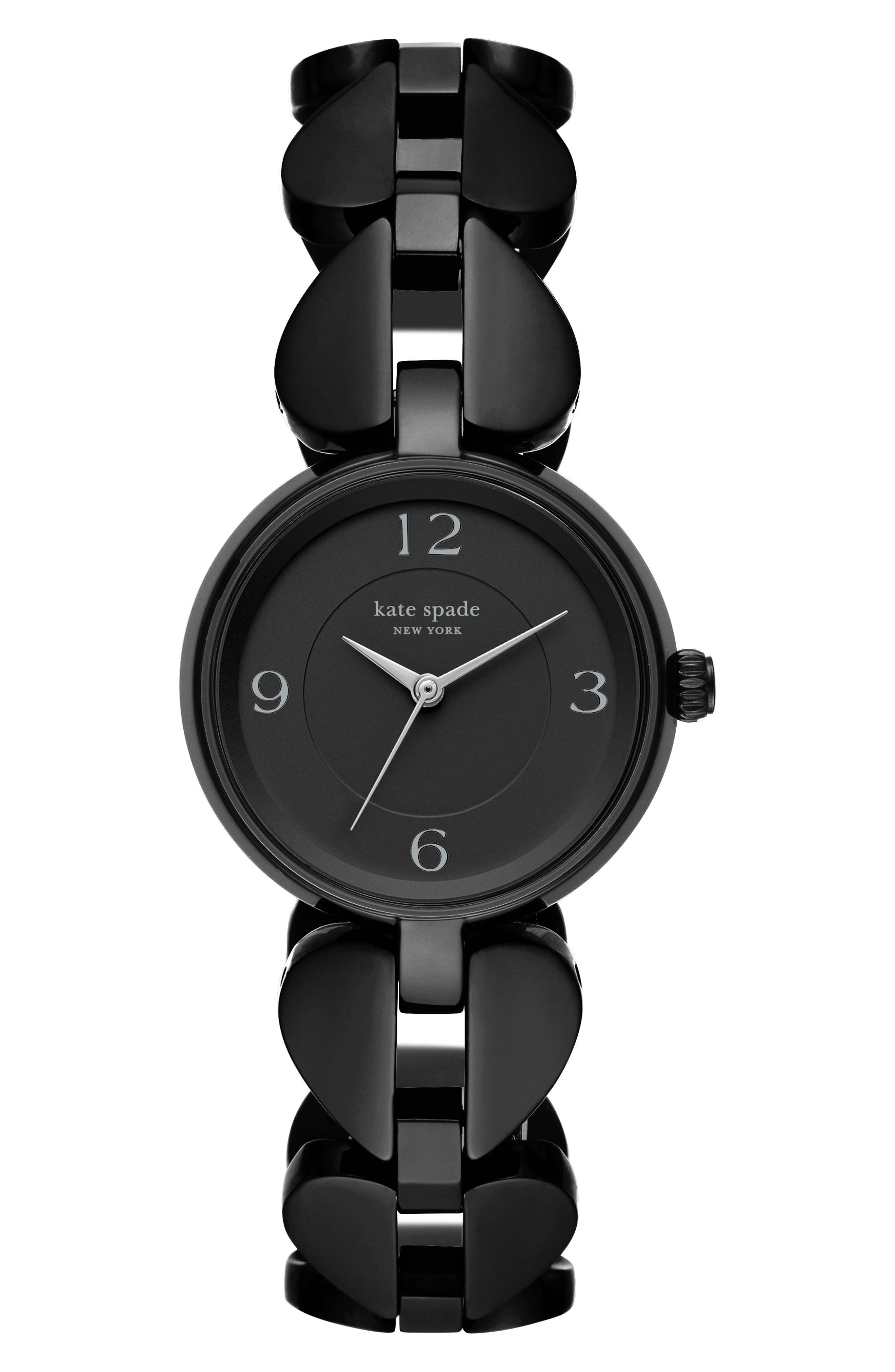 Image of kate spade new york women's annadale link bracelet watch, 30mm