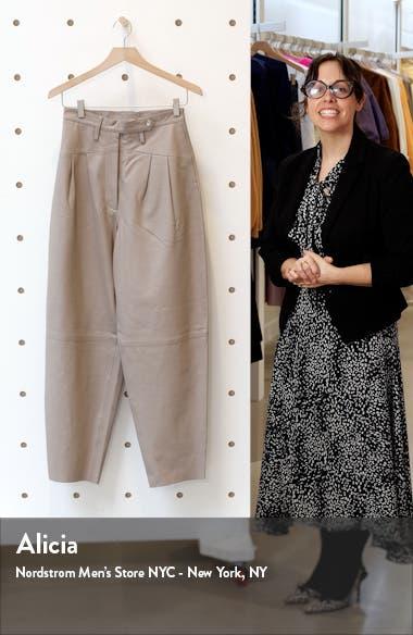 Marionette Leather Pants, sales video thumbnail
