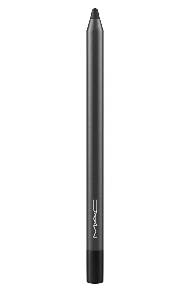 MAC COSMETICS MAC Pro Longwear Eyeliner, Main, color, DEFINEDLY BLACK