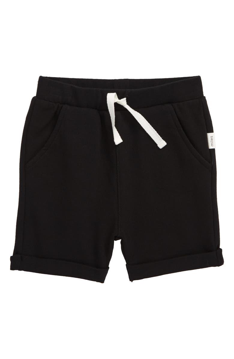 MILES baby Knit Shorts, Main, color, 001
