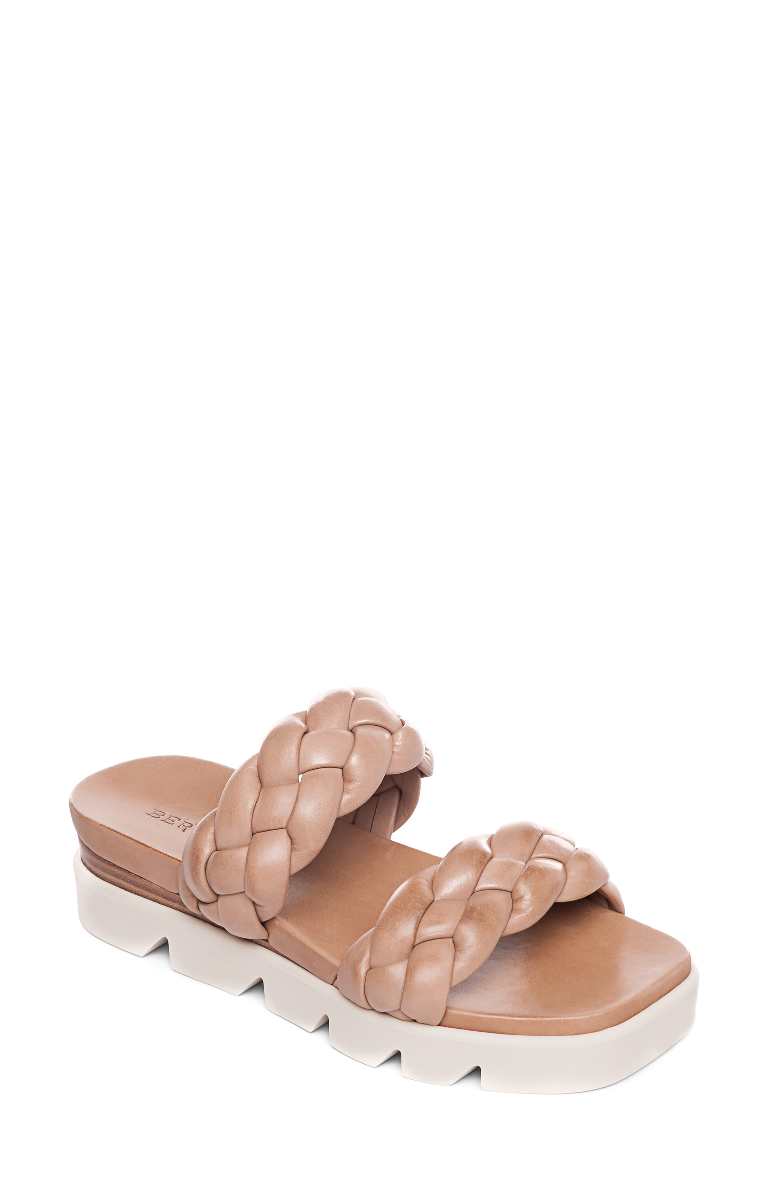 Ciara Braided Slide Sandal