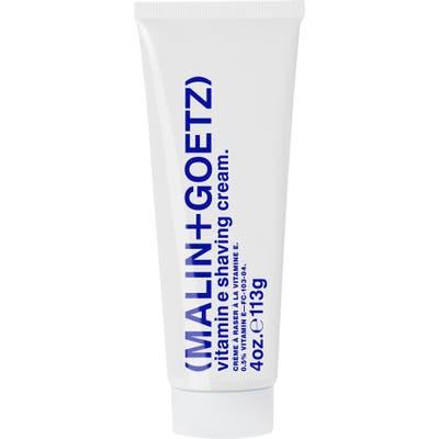 Malin+Goetz Vitamin E Shaving Cream