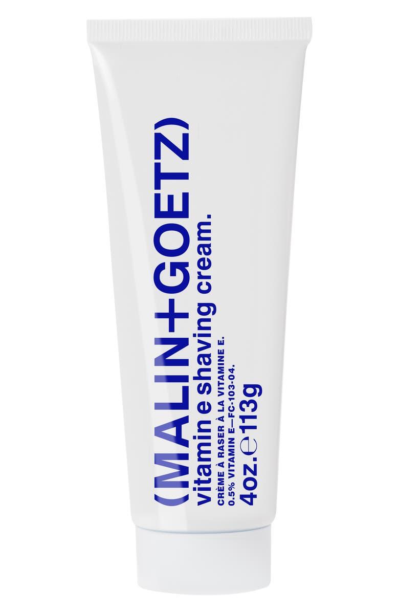 MALIN+GOETZ Vitamin E Shaving Cream, Main, color, 000