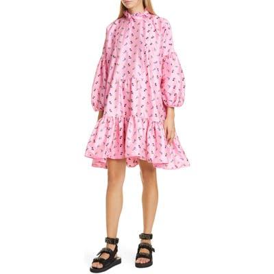 Cecilie Bahnsen Belle Dress, US / 10 UK - Pink
