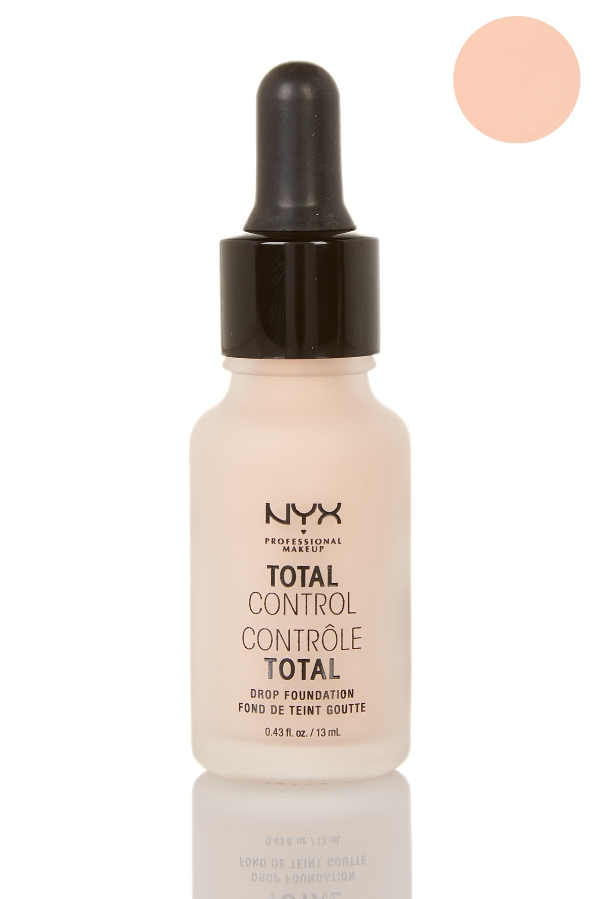 Image of NYX COSMETICS Total Control Drop Foundation - Light Ivory