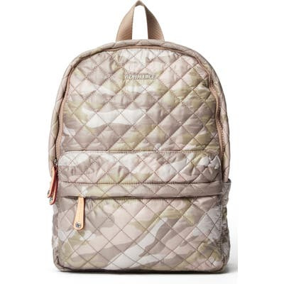 Mz Wallace City Backpack - Brown