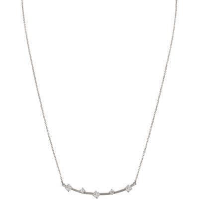 Nina Adorned Bar Necklace