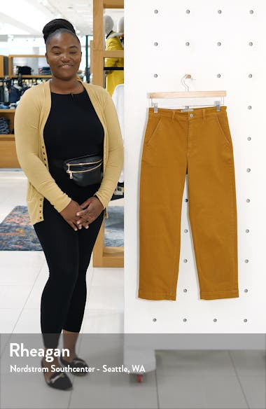The Straight Leg Crop Pants, sales video thumbnail