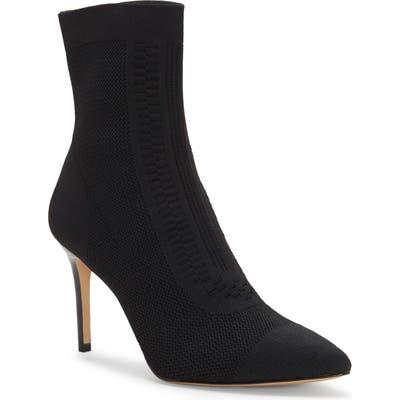 Louise Et Cie Silvya Sock Bootie- Black