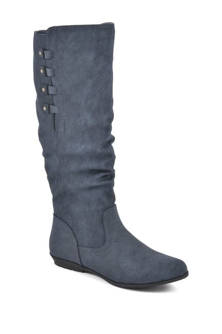 Image of White Mountain Footwear Francie Knee High Boot - Wide Calf