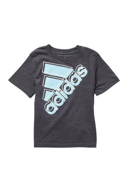 Image of adidas Heather Logo T-Shirt